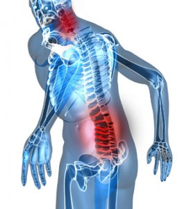 Massage of muscles and joints can relieve your pain.