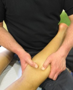 What and when to employ a massage is critical for sports massage