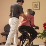 Chair massage brought right to your office
